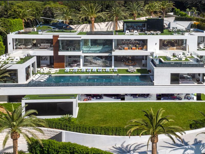 Luxusní dům k prodeji - Bel Air