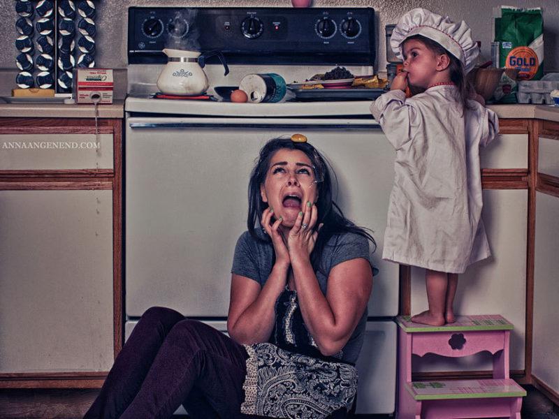Žena na mateřské dovolené a její pracovní možnosti